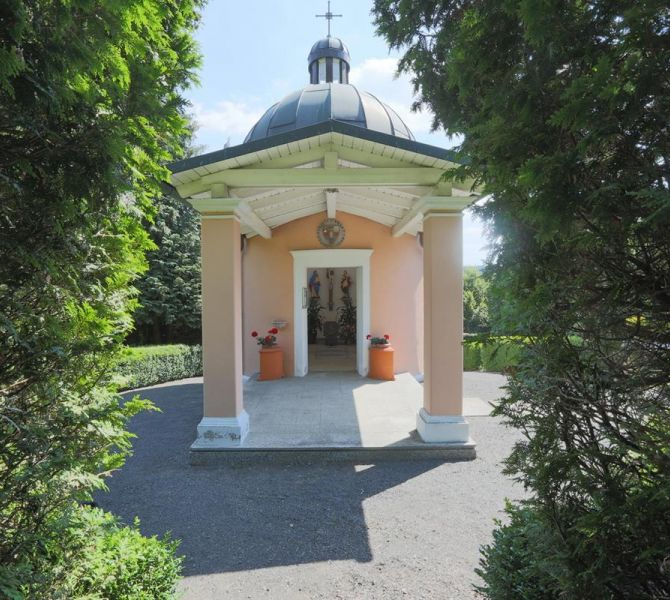 Friedhof Kapelle